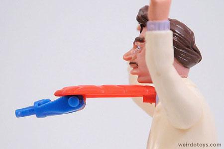 Mr. Sleaze's tie gasser gun