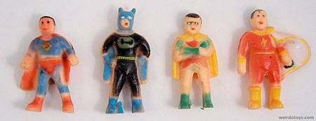 DC Cake Toppers