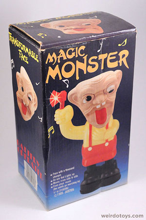 Magic Monster