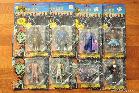Tals from the Cryptkeeper Toys