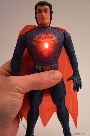 Super-Spider-Man Bootleg Figure