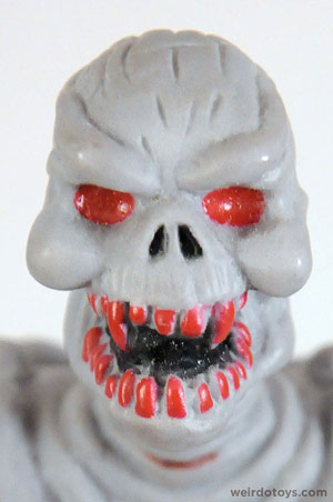 Bloody-Mouthed Skeleton