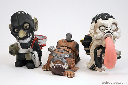 Post-Apocalyptic Figures