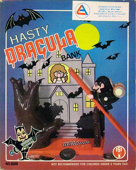 Hasty Dracula