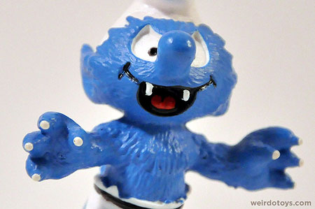 Weresmurf
