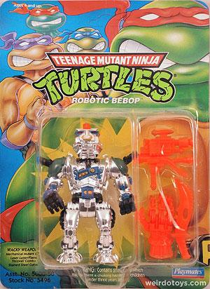 Robotic Bebop