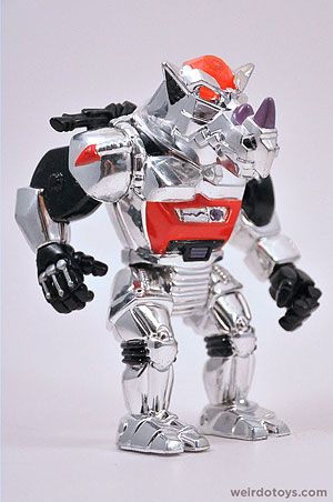 Robotic Rocksteady