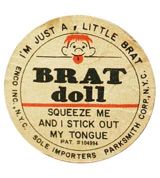 Brat Doll