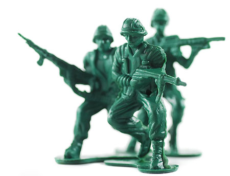 Army Men Toys