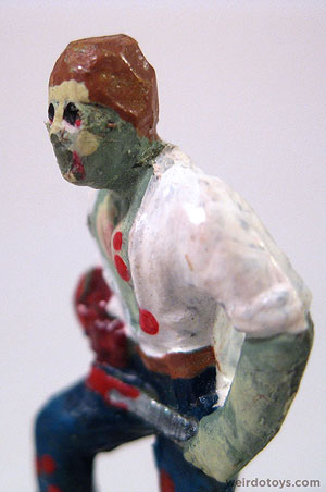 Lil' Zombie Minifigure