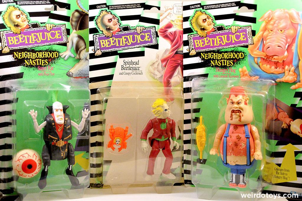 The Greater York Toy Extravaganza 2011 - Weirdo Toys