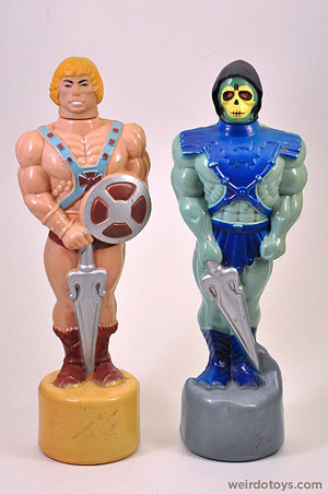He-Man & Skeletor Soap